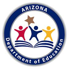 Logo for Arizona Department of Education