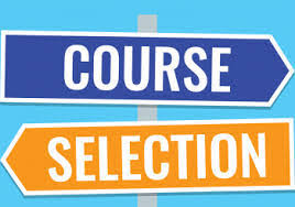 Course Selection Process for 2021-2022