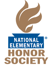 Image result for national elementary honor society logo