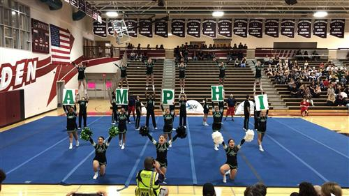 Cheerleading / Team