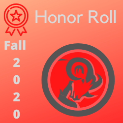 Fall 2020 Honor Roll Pictures