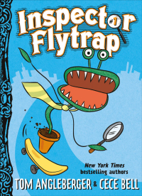 Inspector Flytrap cover image