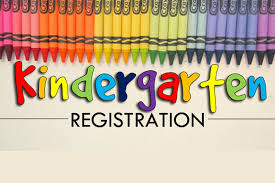 HAPPENING NOW...2020-2021 Kindergarten Registration