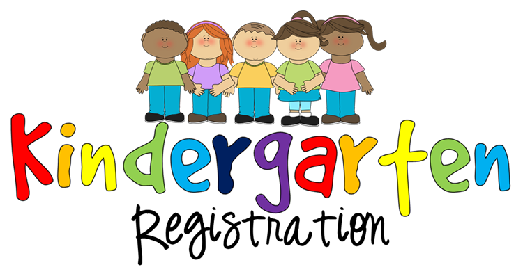 It's time for kindergarten registration!
