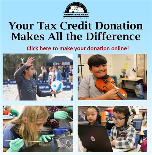Tax Credit Donations