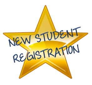 New Student Registration Begins Monday, July 29th