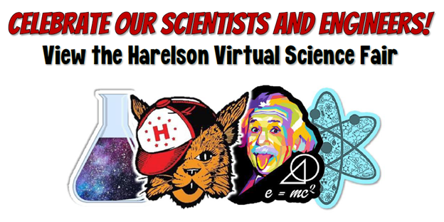 Click to View the Harelson Virtual Science Fair!