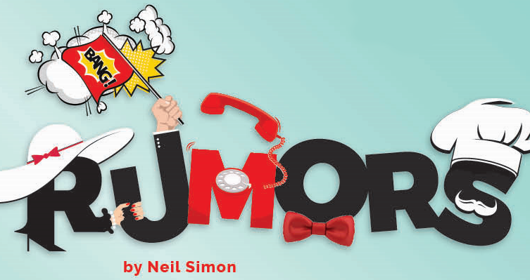 IRHS Theatre Presents RUMORS by Neil Simon