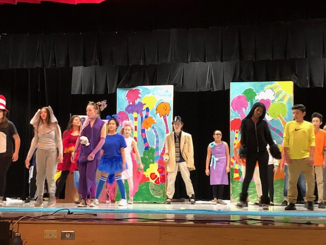 Suessical the Musical is a Hit!