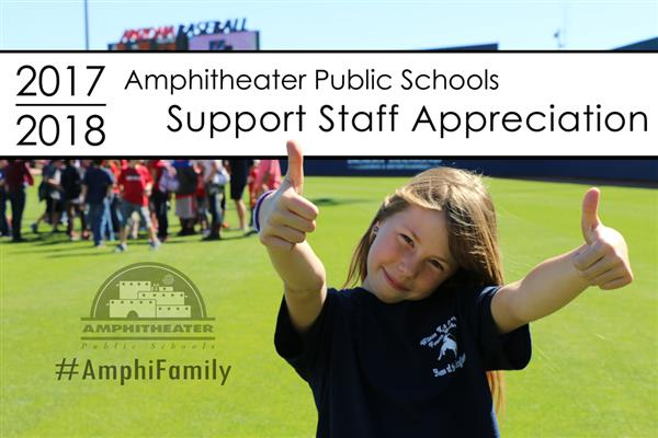 We Love Our Incredible Support Staff!