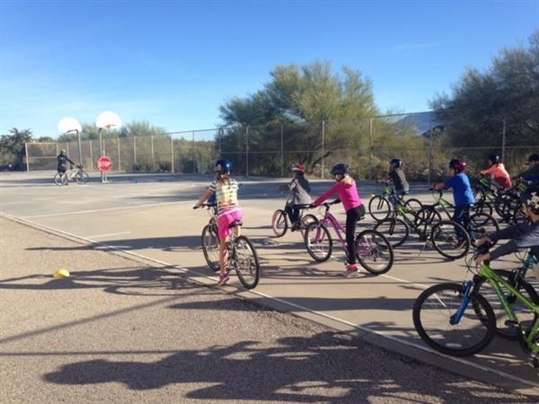 Third Grade Bike Rodeo