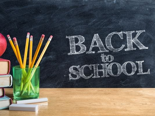 Welcome Back! School starts for all students on Monday, August 10th, 2020-REMOTE LEARNING!
