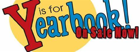 Yearbook Order Deadline, January 31st!