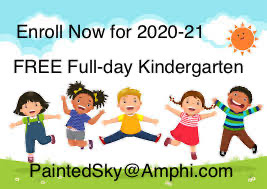 Enroll Now for 2020-2021! Grades K-5