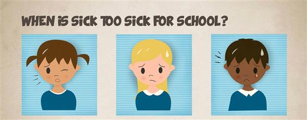 Are You Too Sick For School?