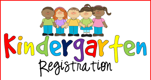Kindergarten Registration for 2020-2021 School Year Open