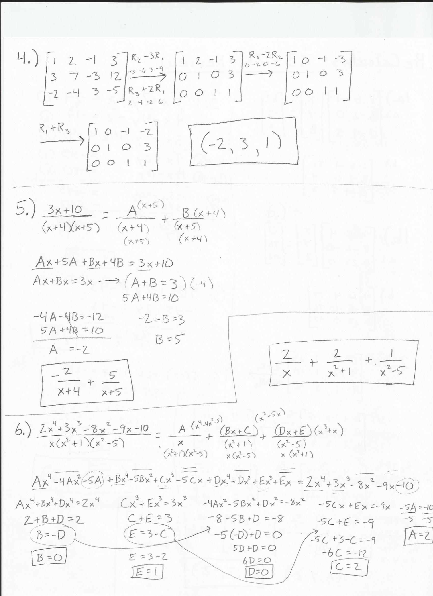 Do my pre calculus homework
