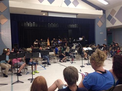 Band and Orchestra May 2016