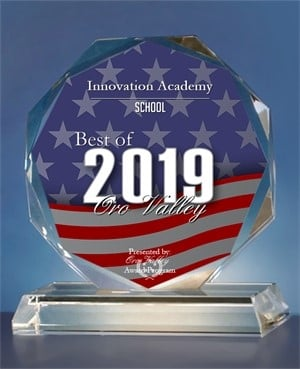 Best of Oro Valley 2019 Award