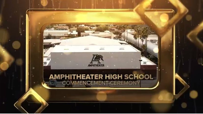 VIDEO: 2020 Amphitheater High School Graduation
