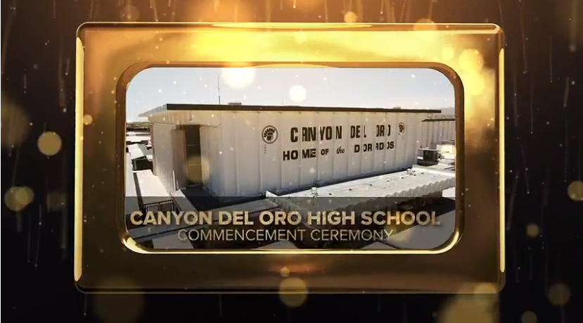 VIDEO: 2020 Canyon del Oro High School Graduation