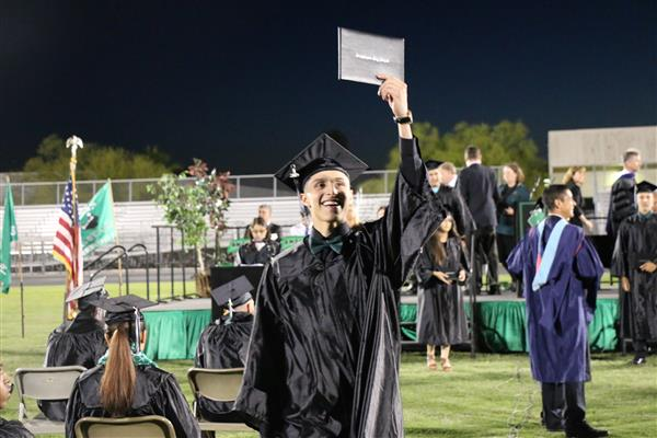 Amphi high School graduate