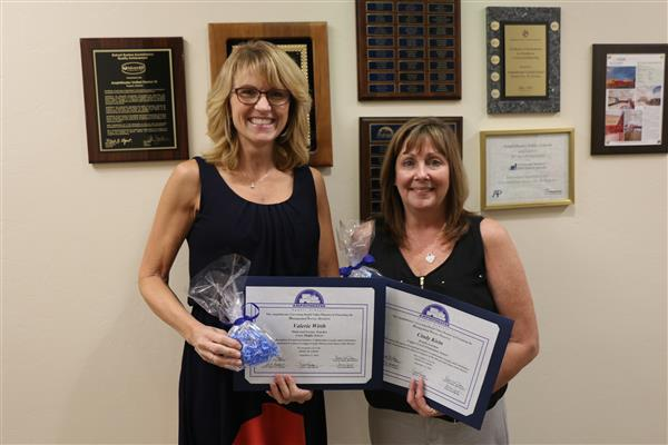 Distinguished Service Award | September 2018