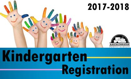 kinder registration photo