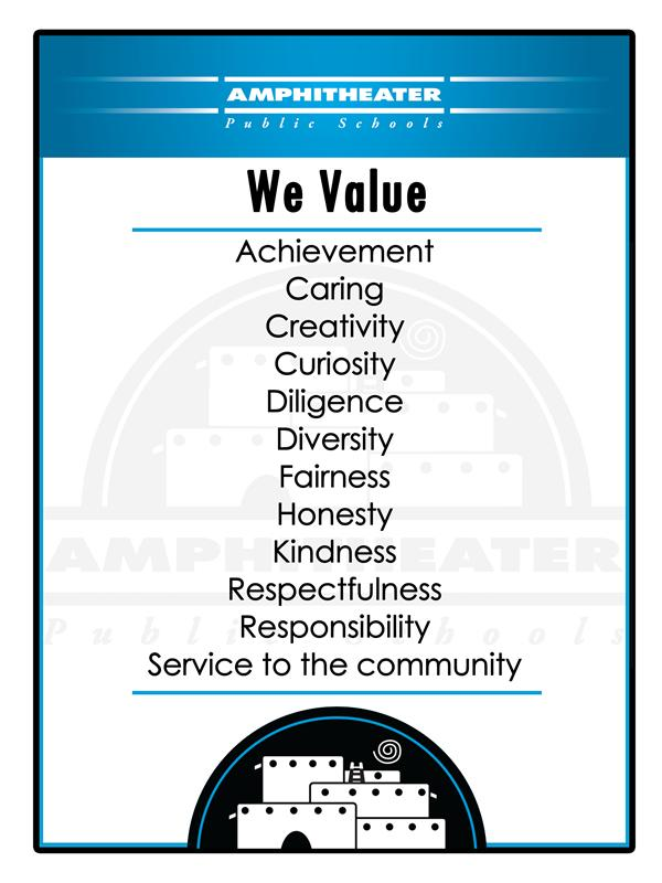 We Value poster