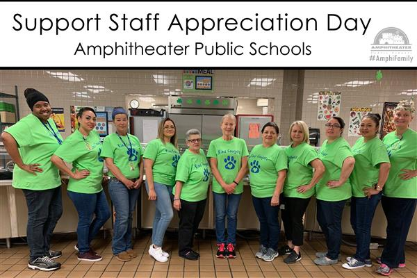 Support Staff Appreciation Day