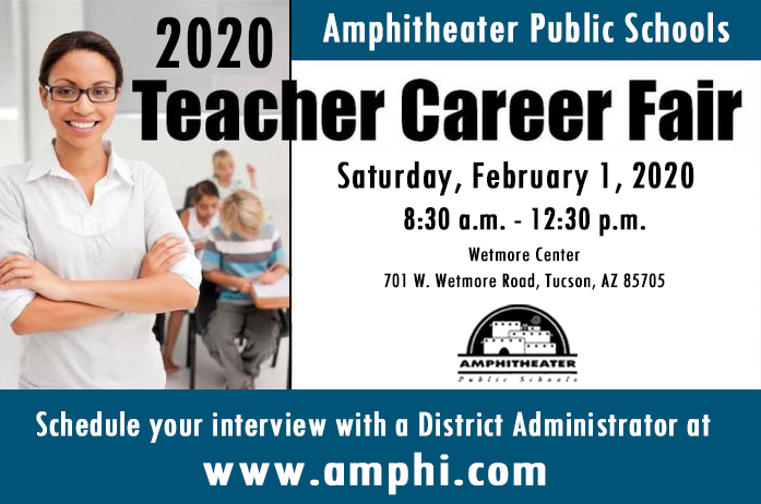 2020 Teacher Career Fair