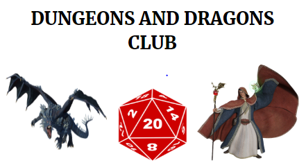 Dungeons and Dragons Club