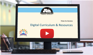 Video on Digital Curriculum Resources