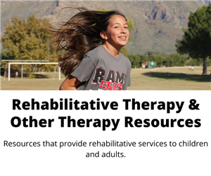 therapy resources