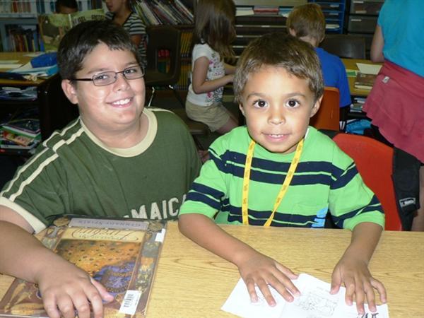 2010 Brandon and Dylan