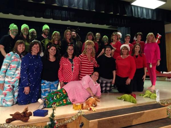 The 2013 Grinch Performance