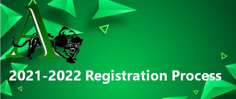 2021-2022 Registration Process Click Here for all information