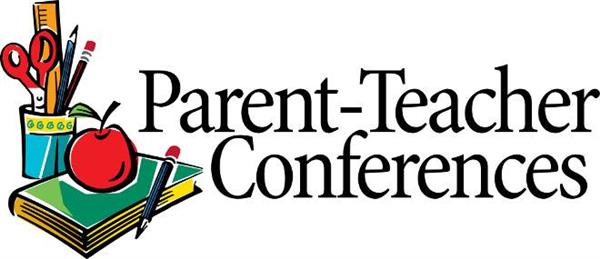Parent-Teacher Conferences March 9-12, 2021 1:05 PM Dismissal